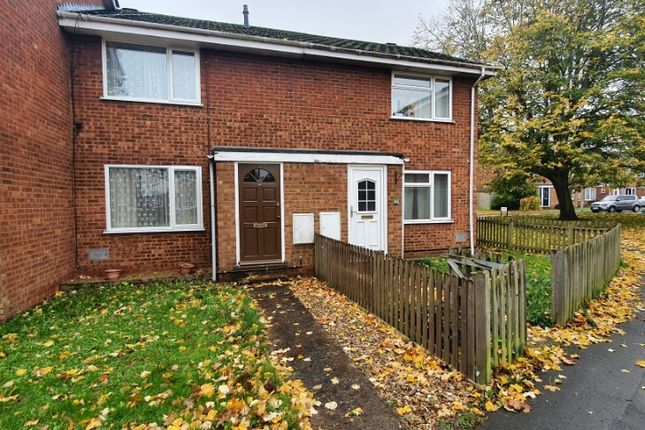 Thumbnail 2 bed terraced house to rent in Holland Way, Newport Pagnell, Milton Keynes