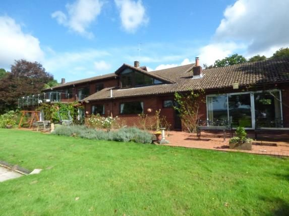 Thumbnail Detached house for sale in Crow, Ringwood, Hampshire