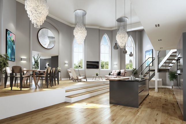 Thumbnail Triplex for sale in Woolwich Common, London