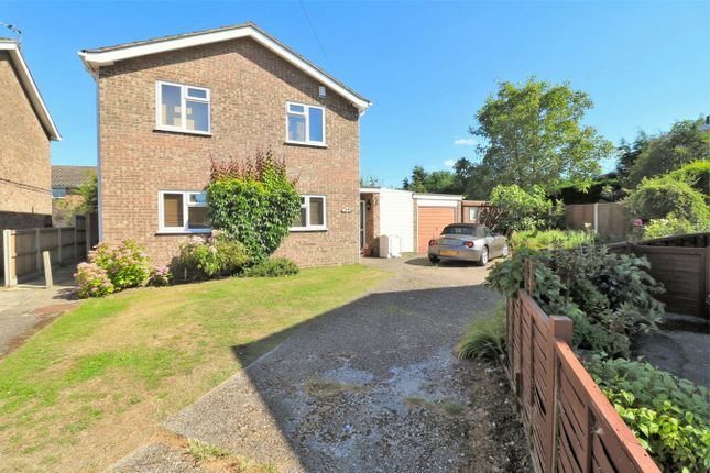 Thumbnail Detached house for sale in Spring Chase, Wivenhoe, Essex