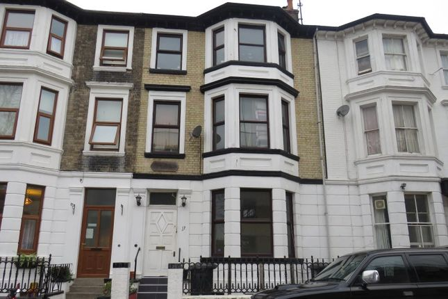 Thumbnail Terraced house for sale in Nelson Road South, Great Yarmouth, Norfolk