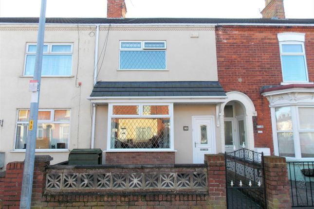 Thumbnail Terraced house for sale in Granville Street, Grimsby