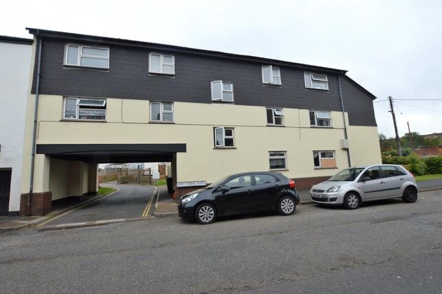 Thumbnail 1 bed flat to rent in East Street, Crediton, Devon