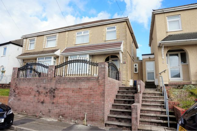 Thumbnail Semi-detached house for sale in Lydford Avenue, St Thomas