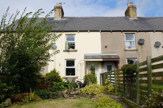 2 bed terraced house for sale in James Terrace, Low Row, Brampton