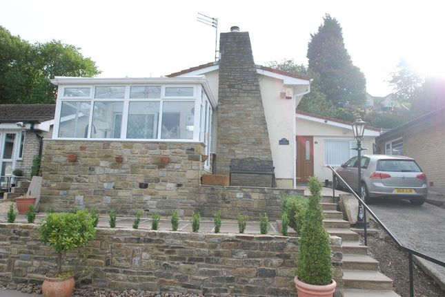 Thumbnail Bungalow for sale in Wellbank, Stalybridge, Cheshire