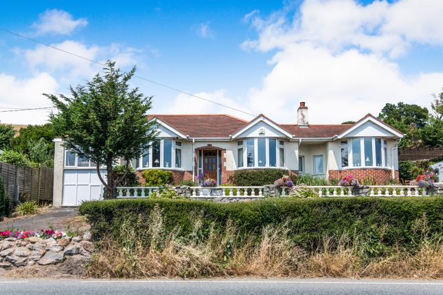 Thumbnail Detached bungalow for sale in Newton Road, Bishopsteignton, Teignmouth