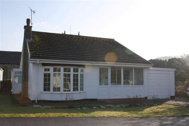 Thumbnail Detached bungalow to rent in LL28, Eglwysbach, Borough Of Conwy