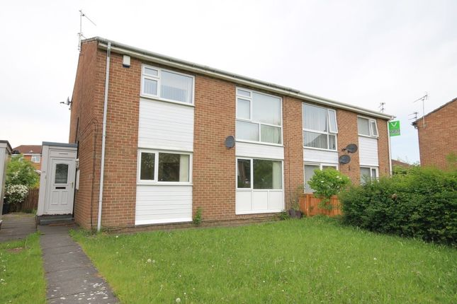 Thumbnail Flat for sale in Norton Close, Chester Le Street