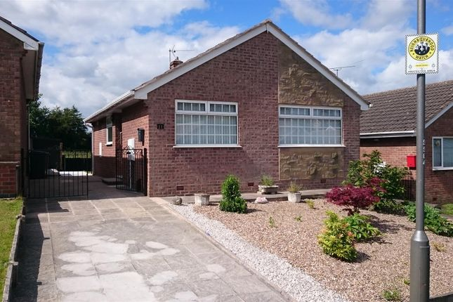 Thumbnail Detached bungalow to rent in Greenaway Drive, Bolsover, Chesterfield