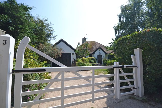 Thumbnail Detached bungalow for sale in Fisherman's Walk, Selsey