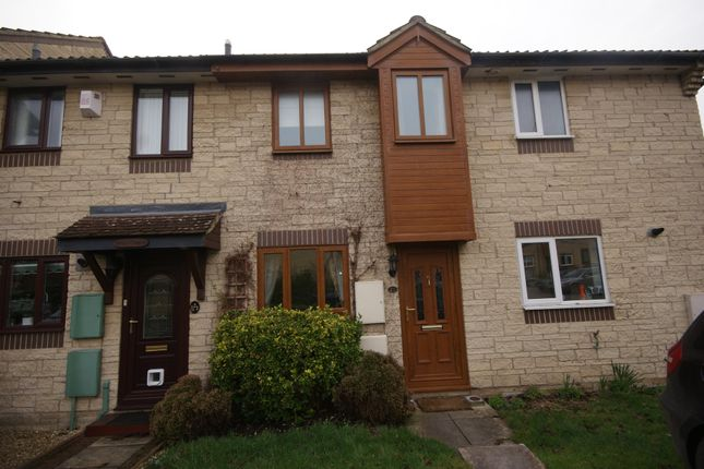 Thumbnail Semi-detached house to rent in Trinity Park, Calne