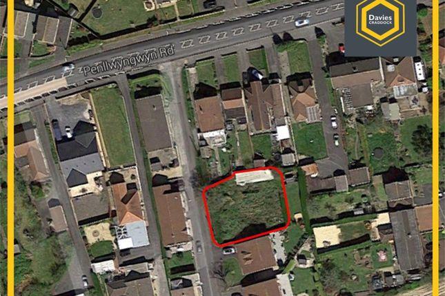 Thumbnail Land for sale in Land Rear Of Penllwyngwyn Road, Bryn, Llanelli