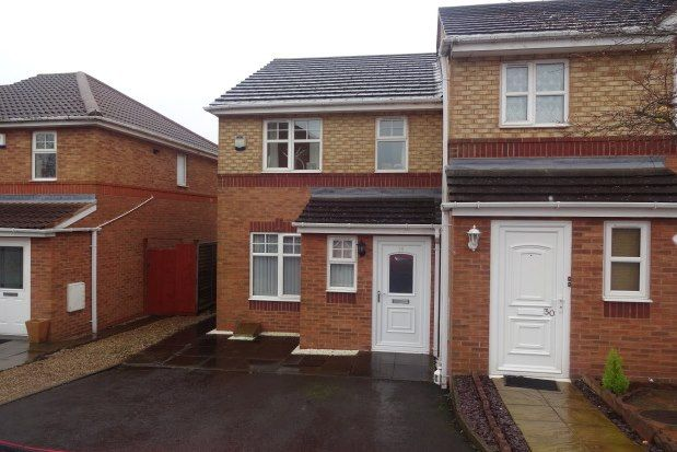 Thumbnail Semi-detached house to rent in Edwin Phillips Drive, West Bromwich
