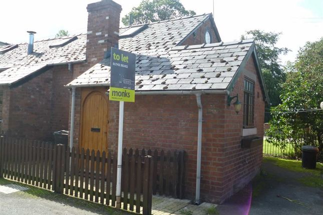 Thumbnail Cottage to rent in 1, Old School Cottage, Marton, Welshpool, Powys