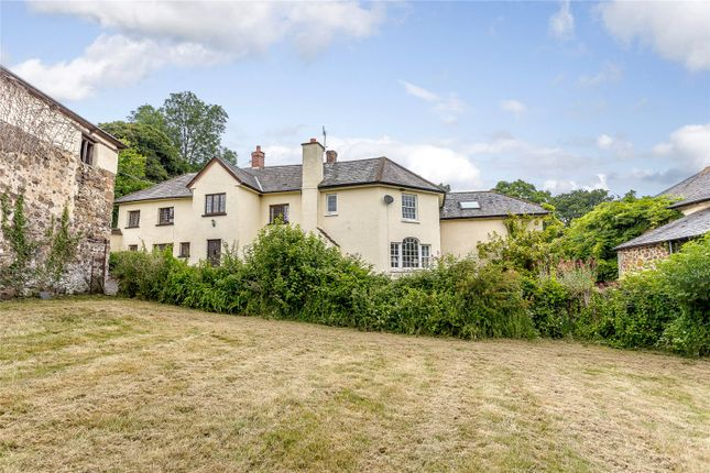 Thumbnail Detached house for sale in Doddiscombsleigh, Exeter, Devon