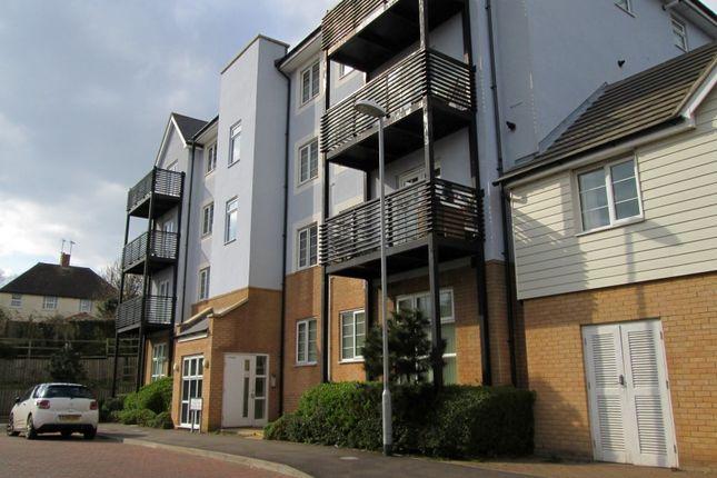 Thumbnail Flat to rent in Fulmar House, Heron Way, Dovercourt