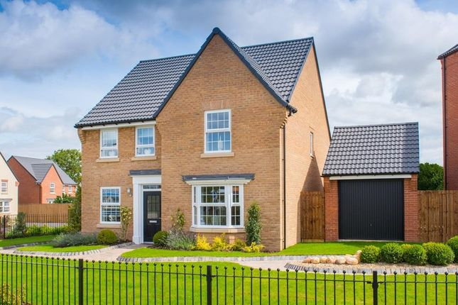 "Detached house for sale in ""Holden"" at Shipton Road, Skelton, York"