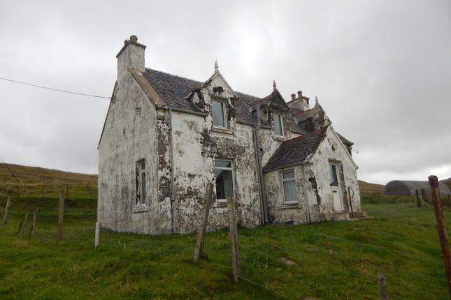 Thumbnail Detached house for sale in Totarder, Struan, Isle Of Skye