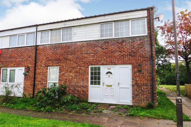 3 bed terraced house for sale in Grangers Croft, Hodge Lea, Milton Keynes MK12