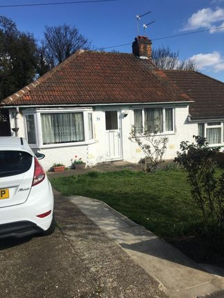 Thumbnail Bungalow to rent in Holmhurst Road, Belvedere, Kent