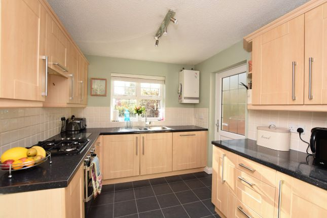 Kitchen of Knights Crescent, Exeter EX2