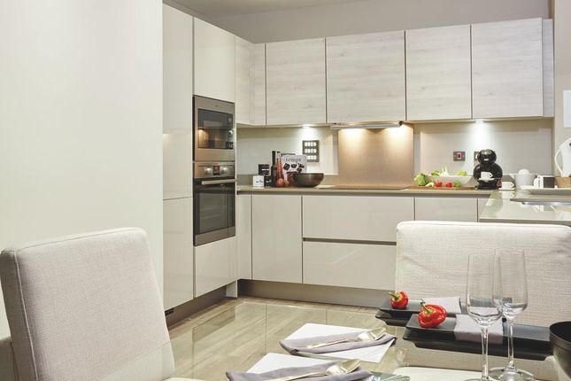 Thumbnail Flat for sale in Annesley Apartments, Geoff Cade Way, Bow, London