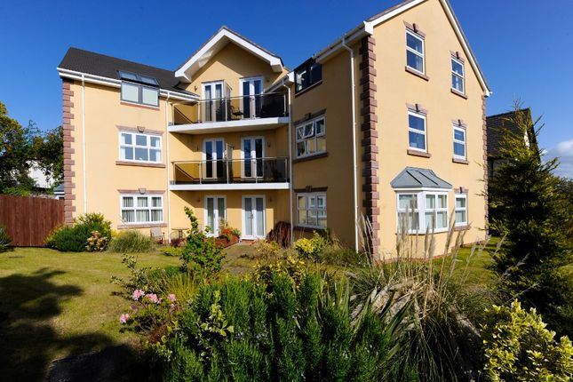 Thumbnail Flat for sale in Bryn Helig, Albert Drive, Deganwy
