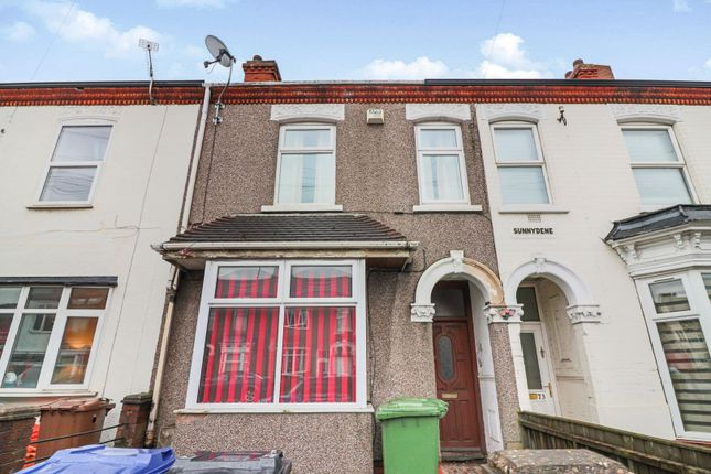 Thumbnail Flat for sale in Cromwell Road, Grimsby