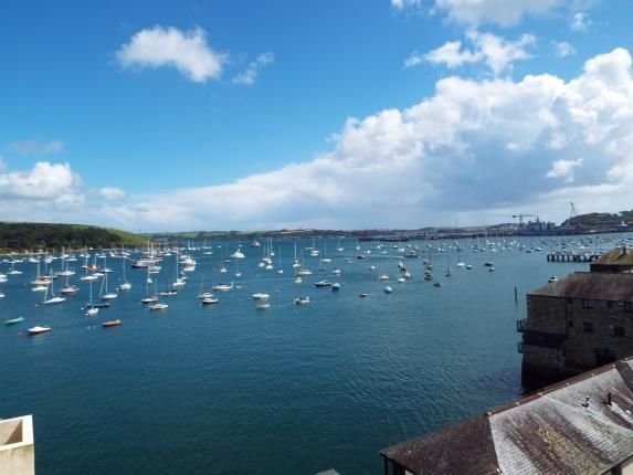 Thumbnail Flat for sale in The Packet Quays, Falmouth, Cornwall