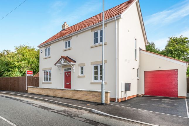 Thumbnail Detached house for sale in Stanley Road, Warmley, Bristol