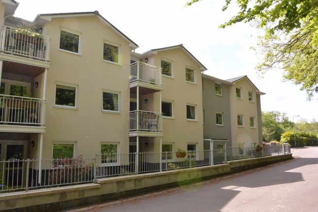 Thumbnail Flat for sale in Oaklands Drive, Okehampton