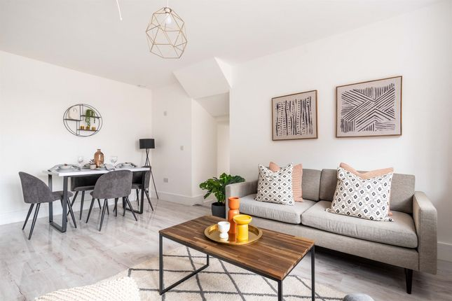 Thumbnail Flat for sale in Charles Street, Newport