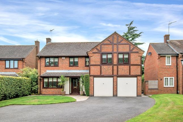 Thumbnail Detached house for sale in Kibworth Harcourt, Leicester, Leicestershire