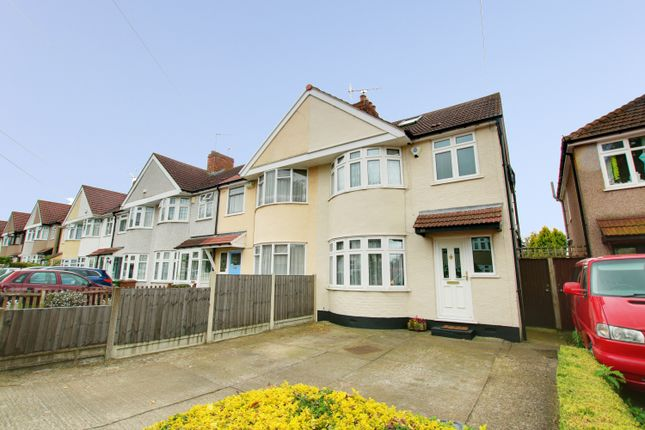 4 bed end terrace house for sale in Pinewood Avenue, Sidcup