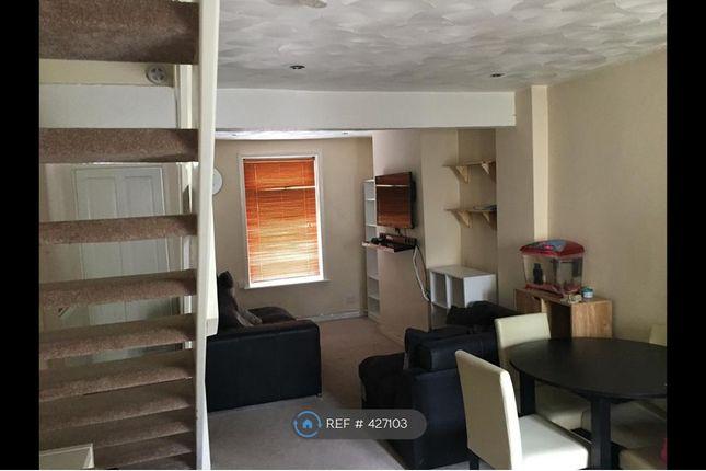 Thumbnail Terraced house to rent in Alma Street, Gosport