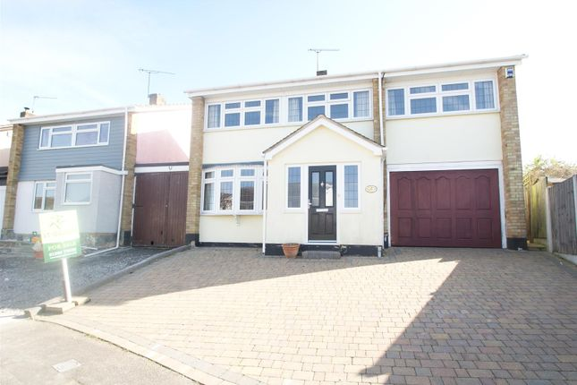 Thumbnail Detached house for sale in Sunnyfield Gardens, Hockley