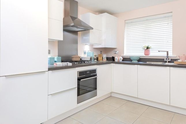 """Thumbnail Terraced house for sale in """"Wilford"""" at Butt Lane, Thornbury, Bristol"""