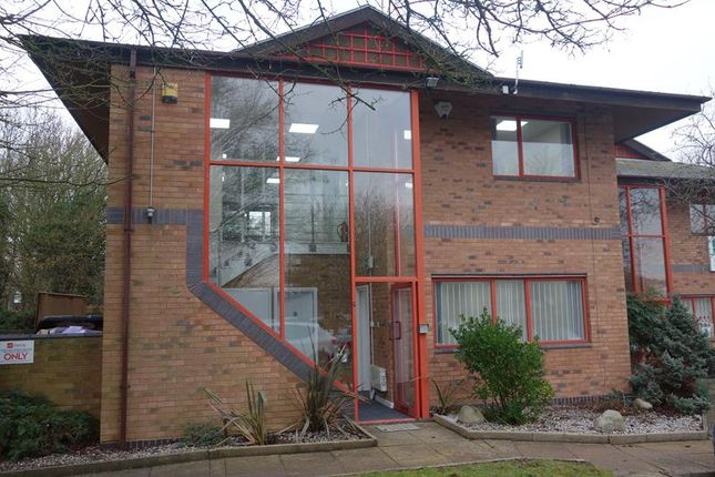 Thumbnail Office to let in Unit 7 Mercia Business Village, Torwood Close, Coventry