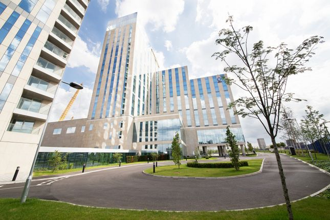 Thumbnail Flat to rent in 2 Waterview Drive, London