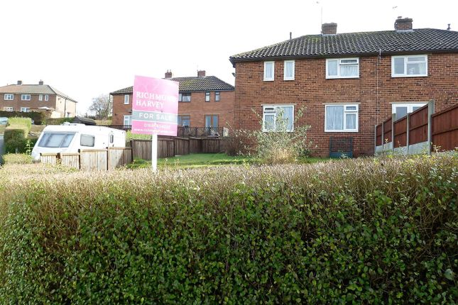 Thumbnail Semi-detached house for sale in Penybryn Avenue, Whittington, Oswestry
