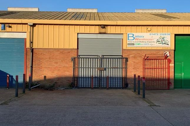 Thumbnail Light industrial to let in Adam Smith Street, West Marsh Industrial Estate, Grimsby, North East Lincolnshire