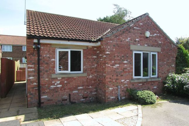 Thumbnail Detached bungalow to rent in Holme Stead Court, Crowle, Scunthorpe