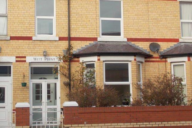 Thumbnail Terraced house for sale in Wellington Road, Rhyl, Denbighshire