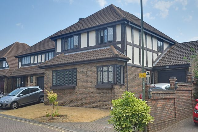 Thumbnail Detached house for sale in Chadd Drive, Bromley