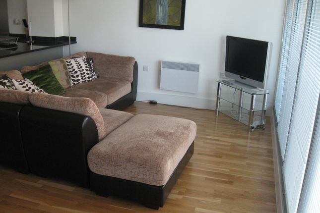 Living Area of Unity Building, 3 Rumford Place, Liverpool L3