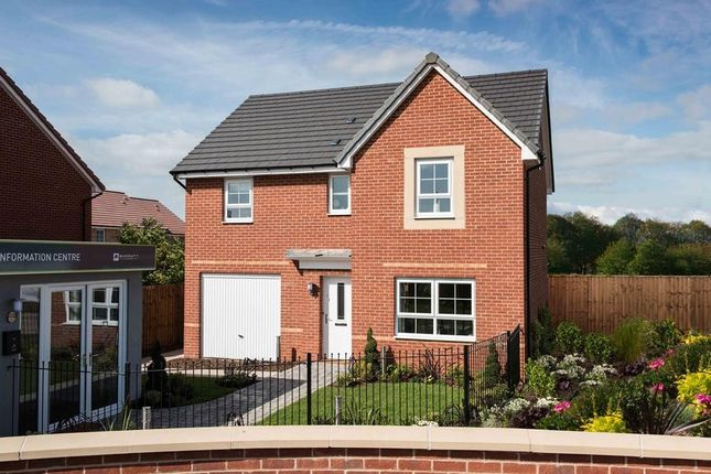 "Thumbnail Detached house for sale in ""Ripon"" at Beech Croft, Barlby, Selby"