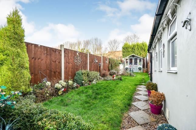 Rear Garden of Wrexham Avenue, Walsall, West Midlands WS2