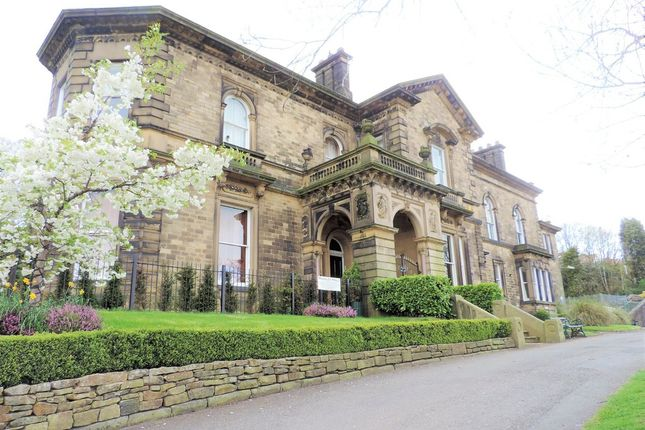 Thumbnail Flat for sale in The Penthouse, Mossley Hall, Stamford Road, Mossley OL50Ba