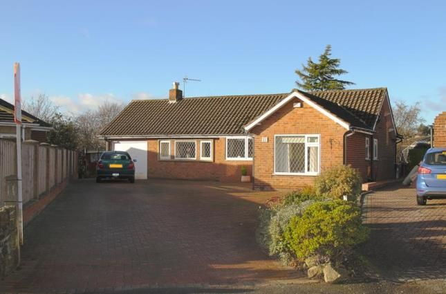 Thumbnail Bungalow for sale in Highfields Crescent, Dronfield, Derbyshire